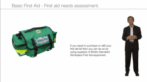 basic first aid - first aid needs assessment