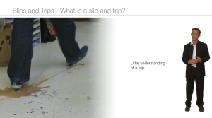 slipd and trips - what is a slip and trip