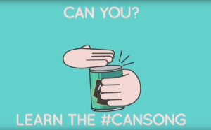 can you learn the can song